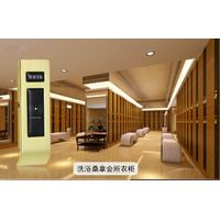 Chinese design Low Rf 125Khz Card Electric Wireless Sauna door lock Hotel Cabinet lock thumbnail image