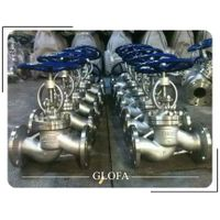 Flanged SS304&SS316 CL150 Screw Down Non Return Globe Check Valve (SDNR) thumbnail image