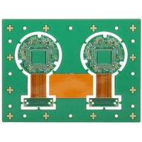 6 layers rigid-flexible PCB