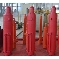 mining machinery used hydraulic cylinders
