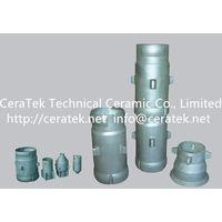 silicon carbide radiation tube