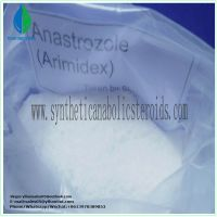 Estrogen Blocker Arimidex Anastrozole Powder 120511-73-1 Anti Estrogen Raw Powder