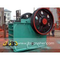 PE600x900 iron crusher jaw crusher with 60 tph capacity