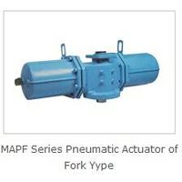 Valve Pneumatic Actuator of Fork Type thumbnail image