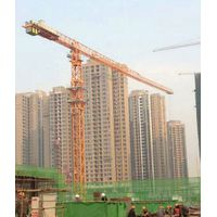 ISO9001:2008 certificate QTZ125 tower crane for sale