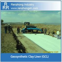 Bentonite powder geosynthetic clay liner(GCL) product