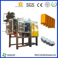 China eps shape moulding machinery and eps equipment with new technology