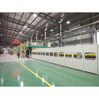 Xijiang Machinery Fully auto Corrugated Cardboard Production Line Flute Lamination Machine