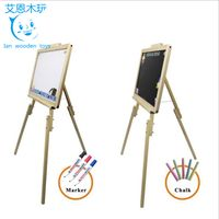 Children's Wooden Drawing Board
