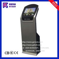 RXZG-200002-17 17 inch TOUCH MONITOR INFORMATION KIOSKS thumbnail image