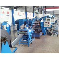 Two roll sheeting mill