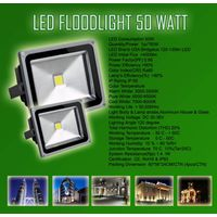 20W Waterproof LED Floodlight With CE ROHS FCC thumbnail image