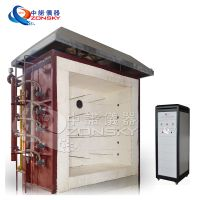 ASTM E136 Laboratory Fire Resistance Vertical Test Furnace Of Building Materials And Elements thumbnail image