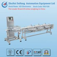 Online check weigher and Weight Sorter  Machine
