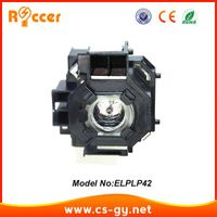 ELPLP42 / V13H010L42 projector lamp for EPSON EB-140W,EMP-400W,EMP-822H,EMP-83 thumbnail image