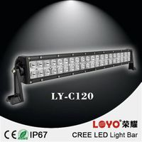 Factory Cheap Offroad Led Light Bars double row 55usd 120w cree led light bar for wholesale thumbnail image