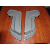 Interior plastics for buses, armrests, side covers, A/C, refrigerator components thumbnail image