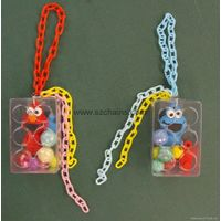 Plastic chain,Plastic stanchions, warning chain,Link Chains,clothes-drying chains, clothing chains , thumbnail image