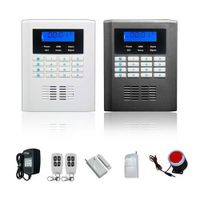 Wireless GSM/PSTN Intruder Alarm System