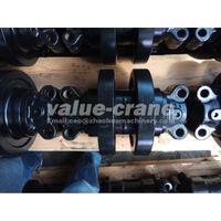 Cranes Bottom roller for FUWA QUY100 130 150_China Cranes Bottom roller