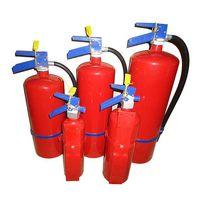 Mexico type dry powder fire extinguisher