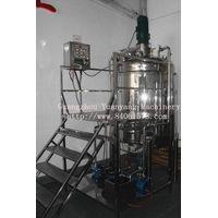 vacuum emulsifying machine-car shampoo making machine thumbnail image