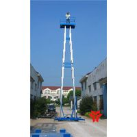 HENGYUAN SJLS0.2-18.0 Multi Masts Aluminum Alloy Elevating Platform