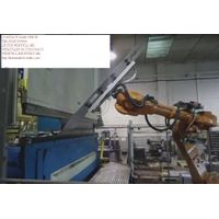 metal folding industrial robot/robotic arm/manipulator,
