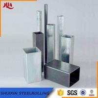 china factory q235 steel price in saudi arabia GB square steel tube