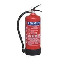 6Kg ABC Dry Powder Portable Fire Extinguisher