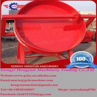 disc granulator/pan granulator/organic fertilizer making machine thumbnail image