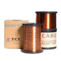 Enameled Round Copper Wire/ magnet wire