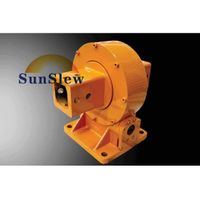 VD7 vertical type slew drive slewing ring for solar tracking system