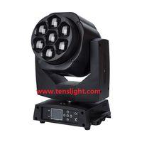 740W RGBW 4 in 1 LED Moving Head Wash Zoom TSL-009 thumbnail image