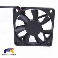 60mm ventilador 5v 60x60x10mm 6010 3d printer axial flow cooling fan
