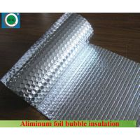 Fireretardant bubble foil insulation Roof construction