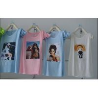 cartoon knitted sweater for girls / girl sweater thumbnail image