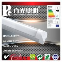 Hot Sale T8 20W LED Tube Light ChinaSMD2835 CE,ROHSLike