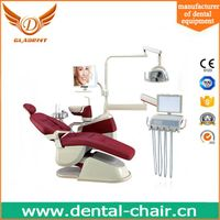 Gladent dental chair CE ISO approval high quality thumbnail image