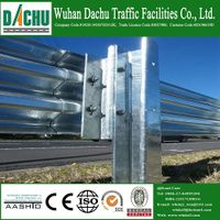 Wuhan Dachu Galvanized Guardrail Posts