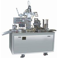 2002 Type Adjustable Cellophane 3D Overwrapping Machine thumbnail image