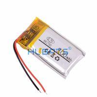 Hubats 651730 300mAh 3.7v lithium polymer battery for small toys MP3 MP4 GPS navigation mobile power thumbnail image