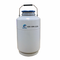 Dry shipper series liquid nitrogen freezer bull semen cryogenic tank thumbnail image