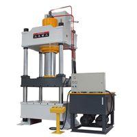 Hydraulic metal press processing for steel iron flower machine thumbnail image