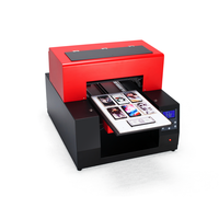 UV Printer Available In All Materials Phone Case Wood A3+ Led UV Flatbed Printer