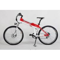 7 speed electric mountain bike folding bike mtb can be folded