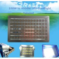LED outdoor lamp 800W floodlight replace 2000watt halogen light