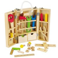 Wooden Carpenters Set