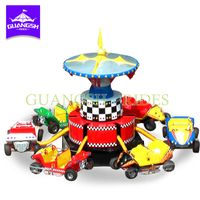 Amusement Game Machine Steam Airplane Rides for Children