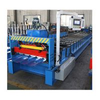double layer roofing sheet roll forming machine thumbnail image